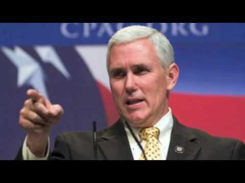 Gov. Mike Pence on The Sean Hannity Radio Show