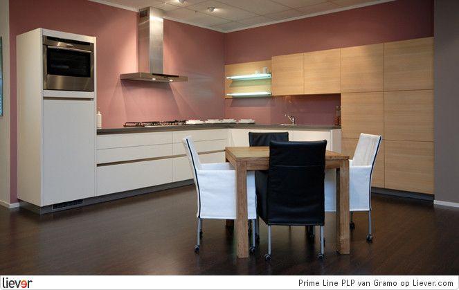 Gramo Prime Line PLP - Gramo eetkamerstoelen & keukenkasten - foto's & verkoopadressen op Liever interieur