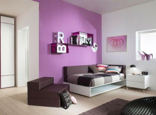 Dormitorios juveniles chicas perfect habitacin juvenil - Dormitorios juveniles chicas ...