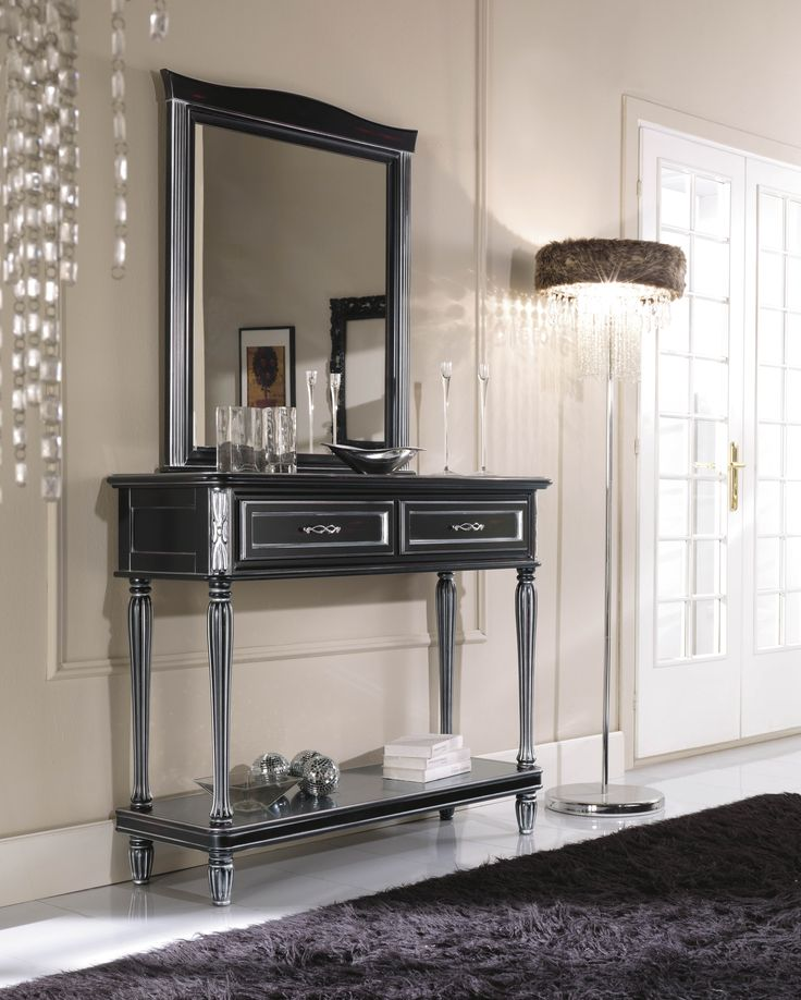 Console Table and Mirror Colectia from Marco Polo Collection