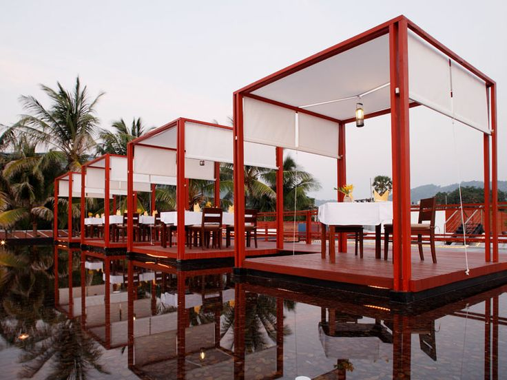 Dining option at La Flora Patong, Thailand  www.islandescapes.com.au