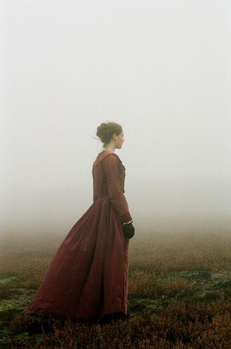 Kaya Scodelario as Cathy in Wuthering Heights, 2011