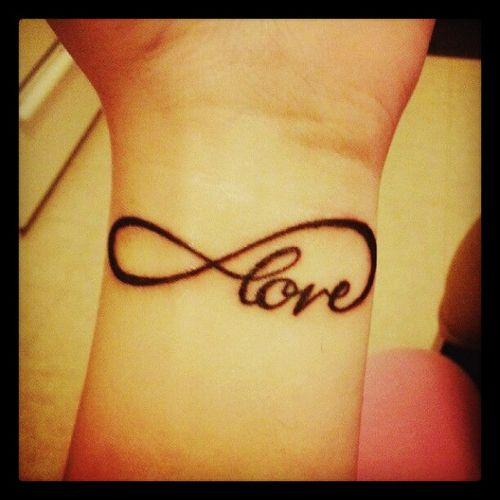 1000+ Ideas About Eternal Love Tattoo On Pinterest