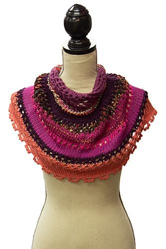 Oversized Merino Wool Scarf - Poinsettia Red by VIDA VIDA eL4P6GEC7T