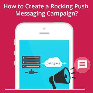 Push notifications are short messages that can be programmed to appear on users' home screen, even when they're not using the app.Visit http://fugenx.com/how-to-create-a-rocking-push-messaging-campaign/