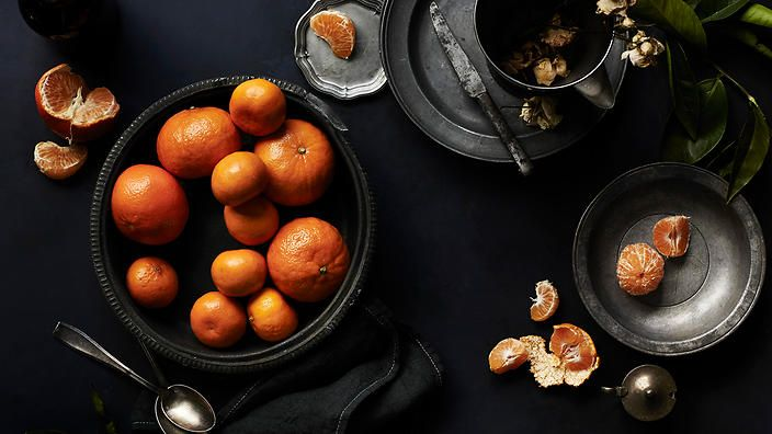 The seasonal cook: Mandarin | SBS Food