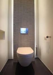 Verlichting achter toilet