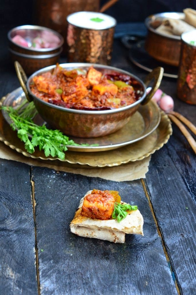 Karahi or kadai paneer is a very famous Indian Cottage cheese recipe and is one of the most common dishes ordered in a restaurant. I too love the dish and used to make it a lot in my kitchen but there use to be something missing in my home made version.I realised that it is...Read More »