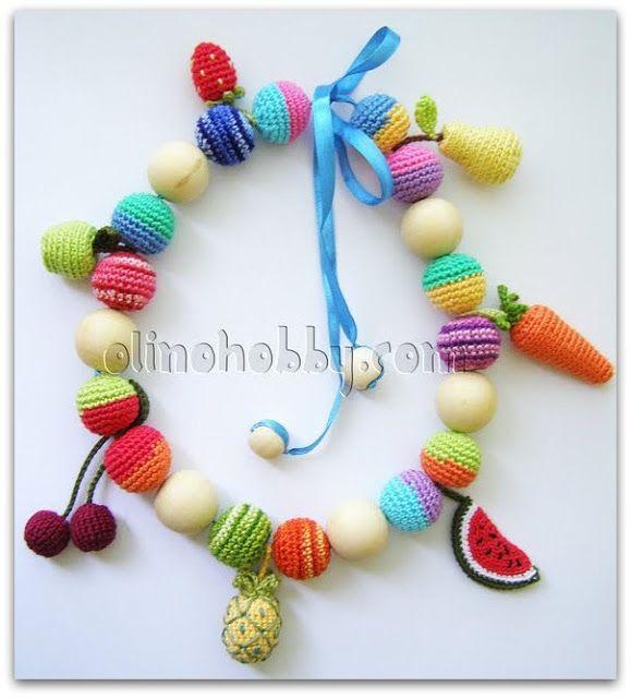 Слингобусы с фруктами