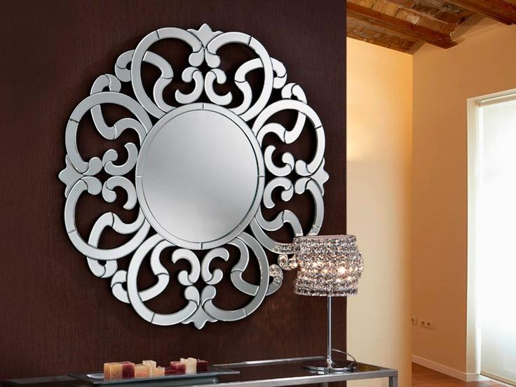 Espejo veneciano Dunia en Ámbar Muebles