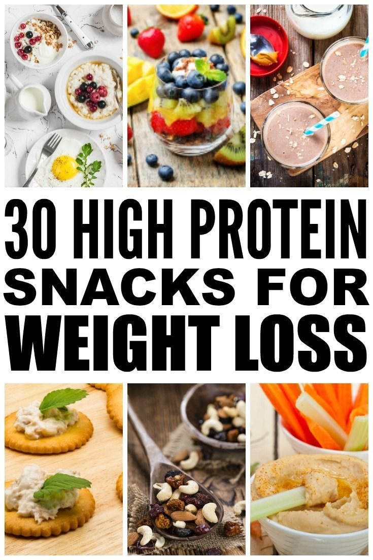 Whether you're looking for healthy, low carb breakfast on the go ideas, need 100 calorie snacks to help you lose weight, or need easy, portable snacks to eat before or after a workout, we've got 30 high protein snacks that are not only delicious, but that