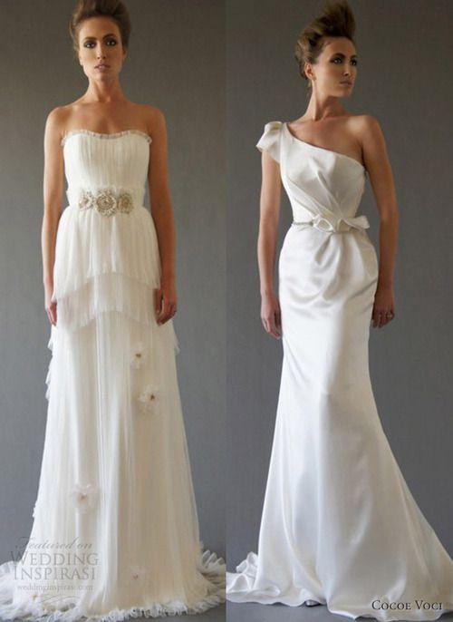 Cocoe Voci Wedding Dresses Fall 2012