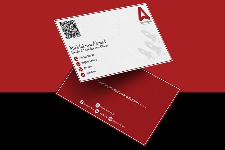 Best 8 business card images on pinterest business cards carte de fazal rehman on behance colourmoves