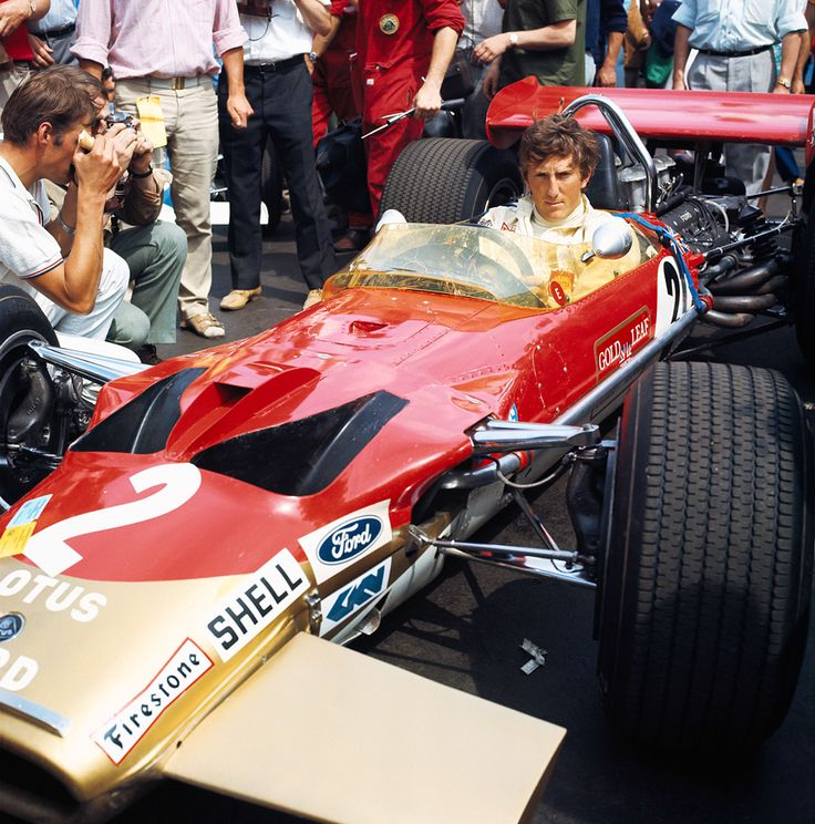 Jochen Rindt Brands Hatch 1970