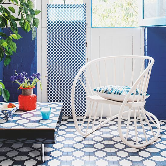From Ibiza chic to yacht-club style, bring a coastal look up to date with these 6 ideas