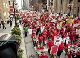 Read About It: Chicago Teachers Strike