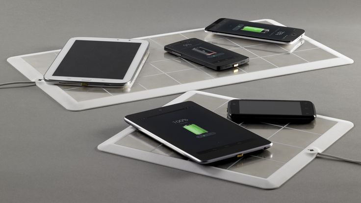 Energysquare - always stay charged project on Kickstarter.  Energysquare is a new generation of wireless chargers - charge all your devices on an ultra-thin pad with no induction