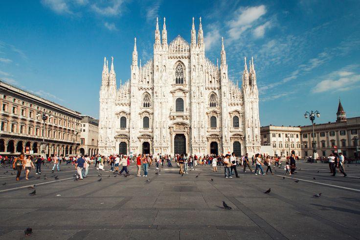 Domino | Duomo di Milano | Italy  Photo from my last trip to Italy
