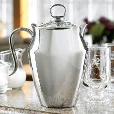 Princess House Classic Carafe, I got it last month on their grab bag sale for $7.00. I'm very happy with it and its so pretty.