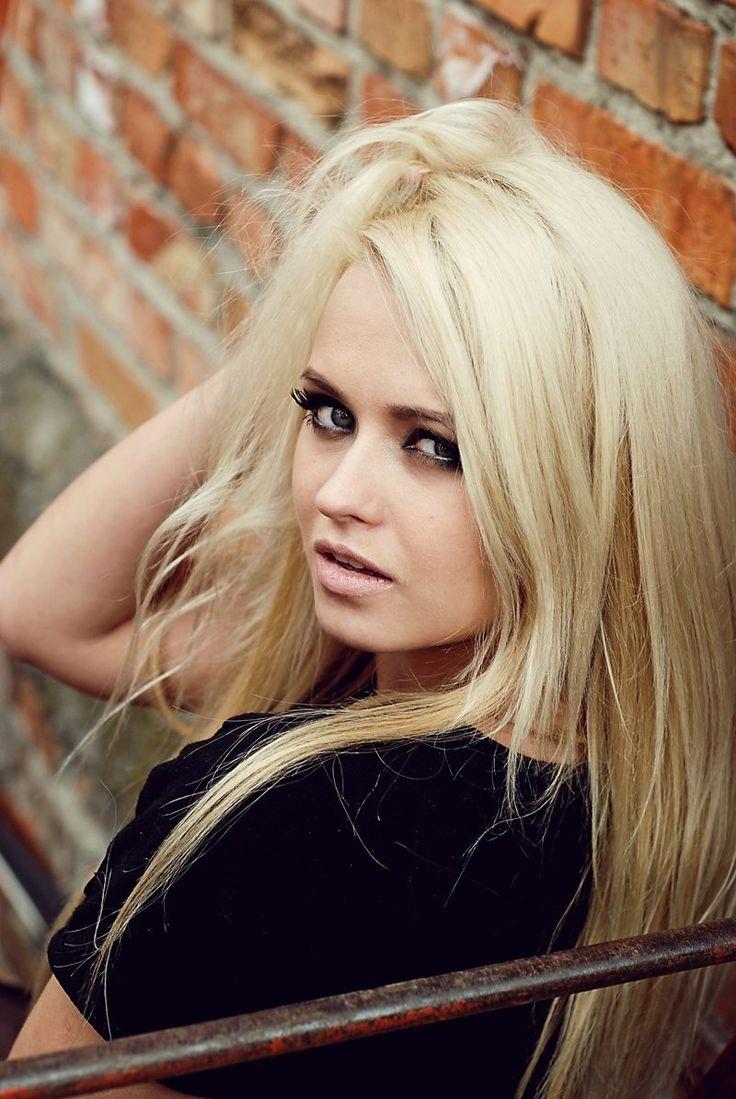 Kristina Sotnik #blond #hair #model #female #sexy