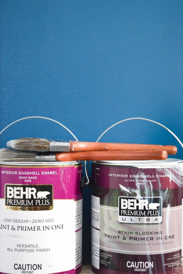 Supplies Needed To Paint A Room 104 best blue rooms images on pinterest | blue rooms, behr and