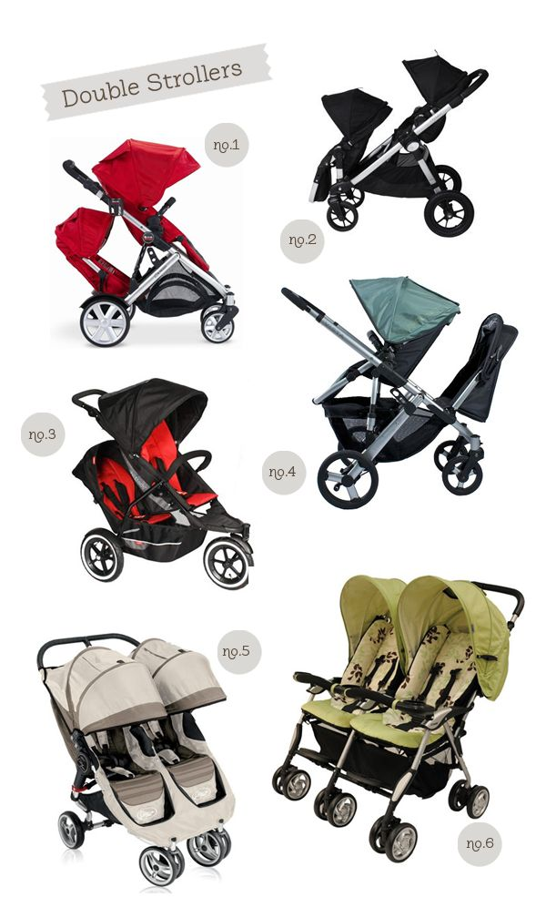 39 Best Convert Single To Double Strollers To Triple