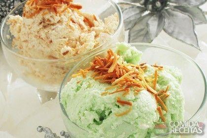 Receita de Sorvete de coco Ducoco - Comida e Receitas