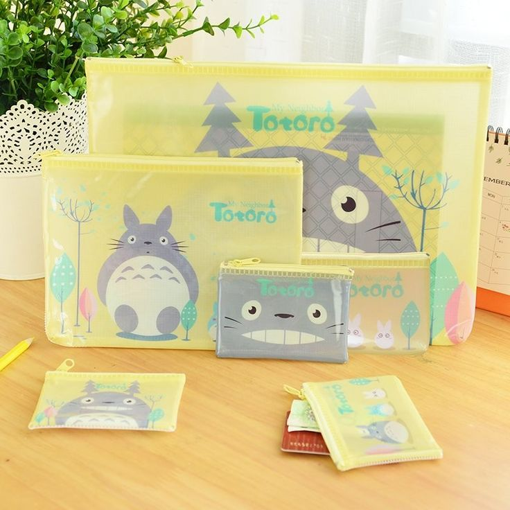 Cheap cosmetic bag, Buy Quality travel cosmetic bag directly from China cosmetic bag makeup case Suppliers: 1 pcs New Women Portable Cute totoro Multifunction Beauty Zipper Travel Cosmetic Bag Makeup Case Toiletry Pouch Pen Purse bags