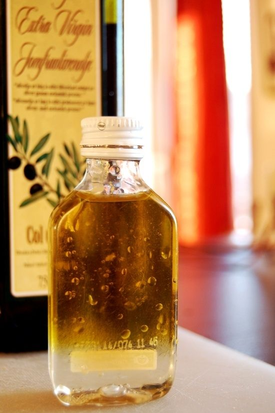 Castor oil is another great natural way to tighten up your skin. Weird right? But if you combine a little castor oil with some lemon juice o...