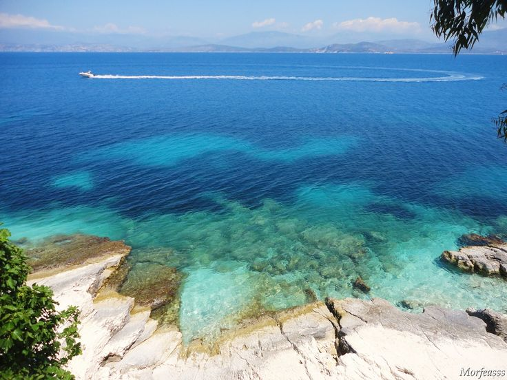 kassiopi corfu beaches - Google Search