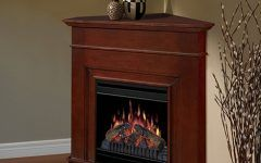 Best Infrared Corner Fireplace Designs
