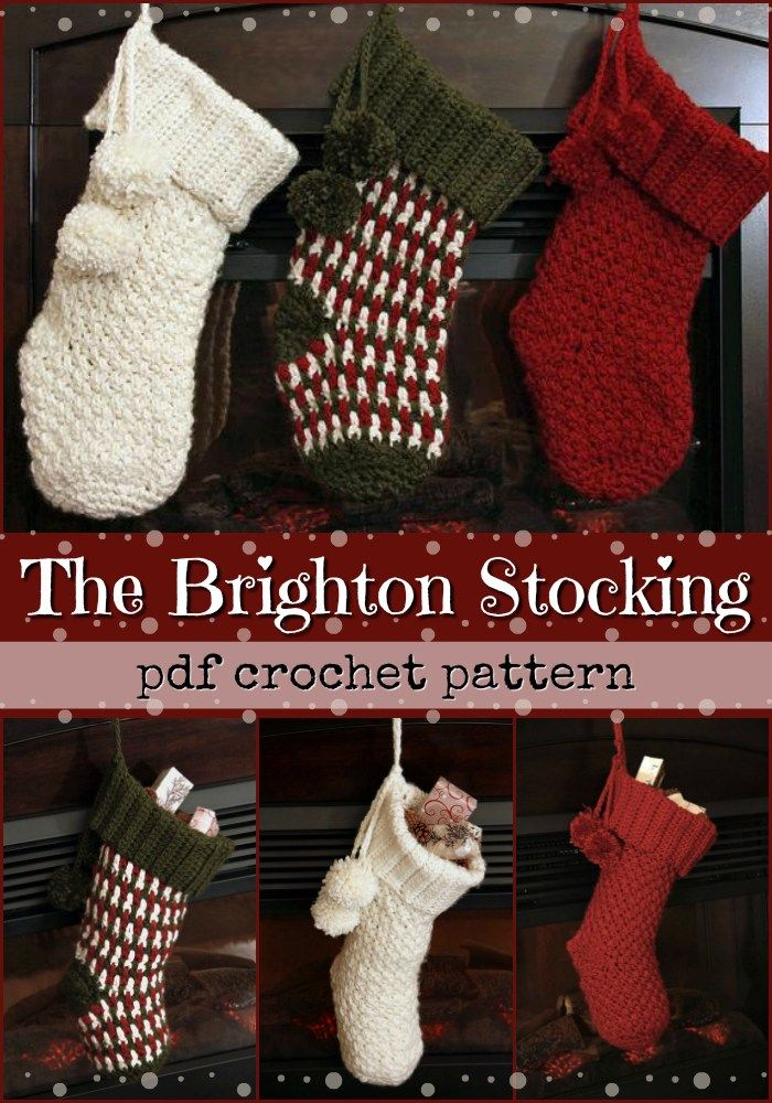 Crocheted Christmas Items