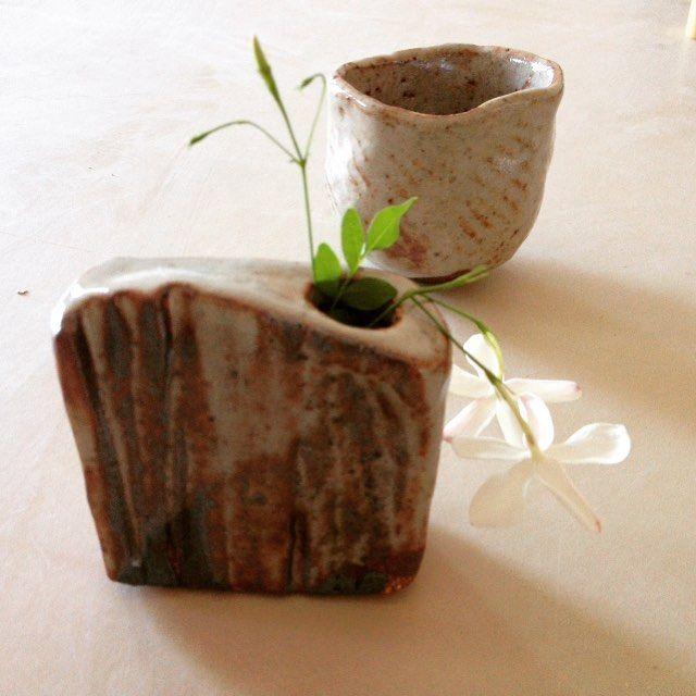 Buenas tardes!!!! #cerámica #ceràmica #ceramics #happy #shino #porquemegustamitrabajo