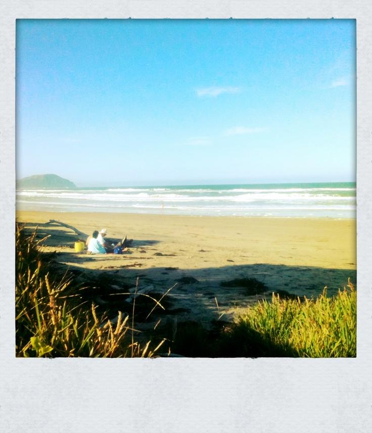 Wainui Beach, Gisborne, NZ