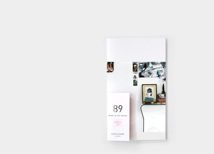 Project Update - Heirloom by Nude Design Studio