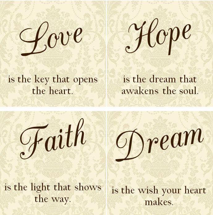 Best 25+ Faith Hope Tattoos Ideas On Pinterest