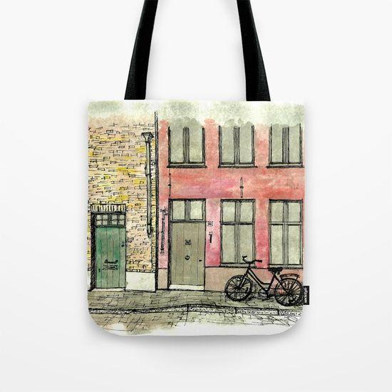 In Bruges Tote Bag