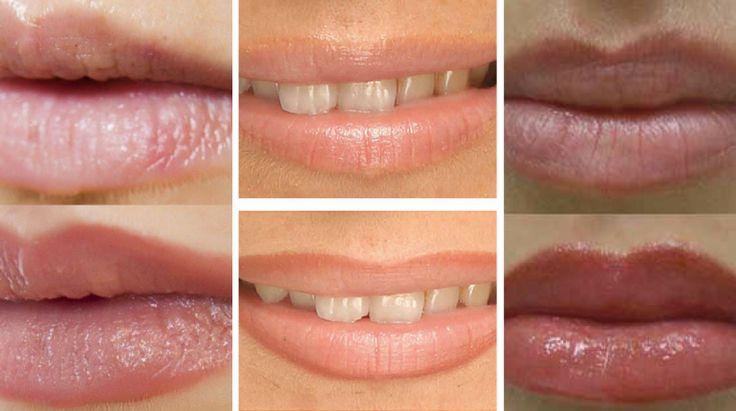 Maquiagem definitiva para os lábios