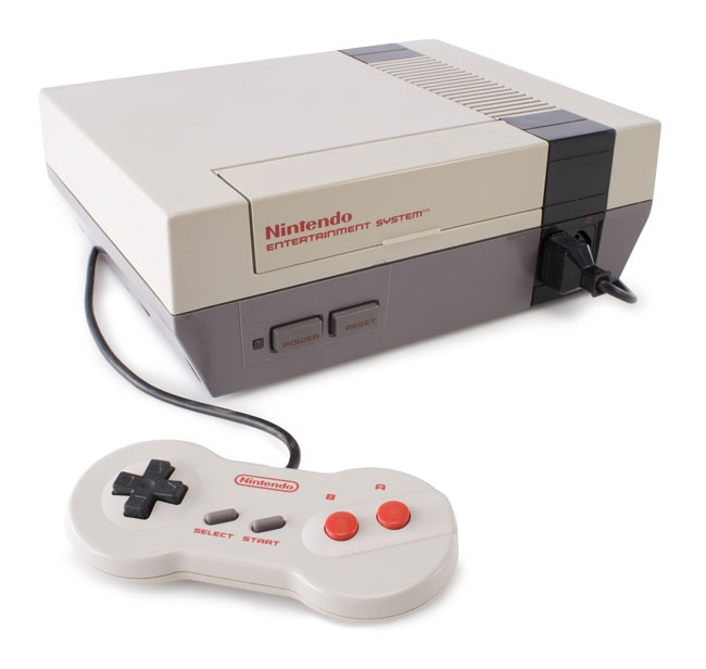 The First Nintendo system is released