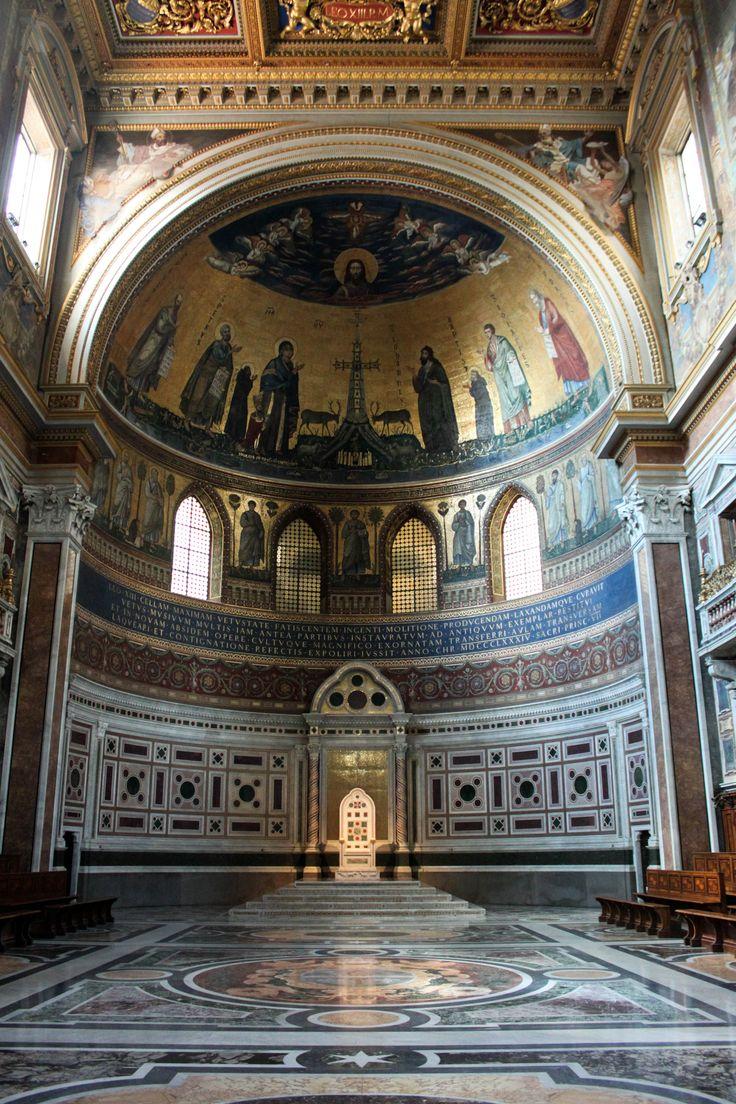 Basilica San Giovanni in Laterano | Rome, Italy, Basilica