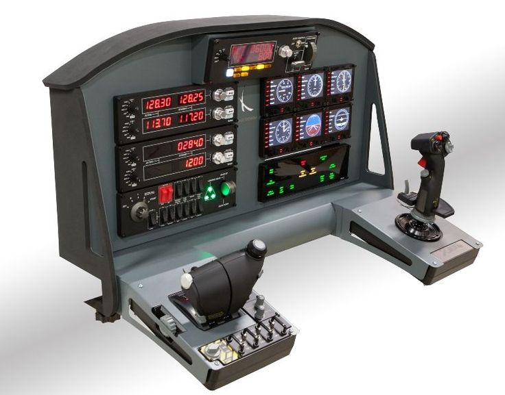 Mytop grey flight panel affordable and user friendly