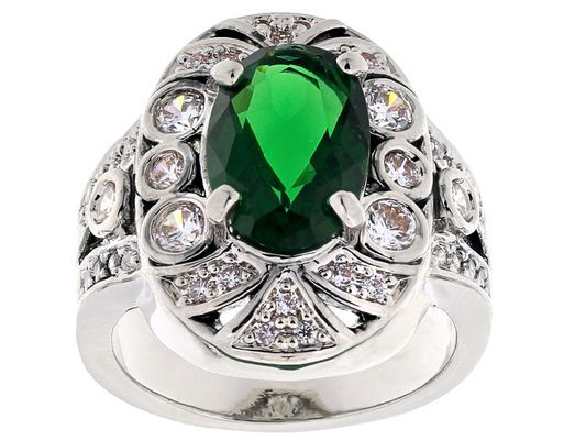 Titanic Jewelry Collection (Tm), Emily Ryerson's Alluring Ring (own)