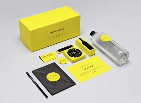 end-of-the-world-survival-kit-gessato-gblog-3: Branding Design, Cases, Survival Kits, Graphicdesign, Mexicans Design, Graphics Design, Design Studios, Emergency Kits, Gag Gifts