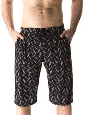 Bermuda de pyjama pour homme Vamos à motifs