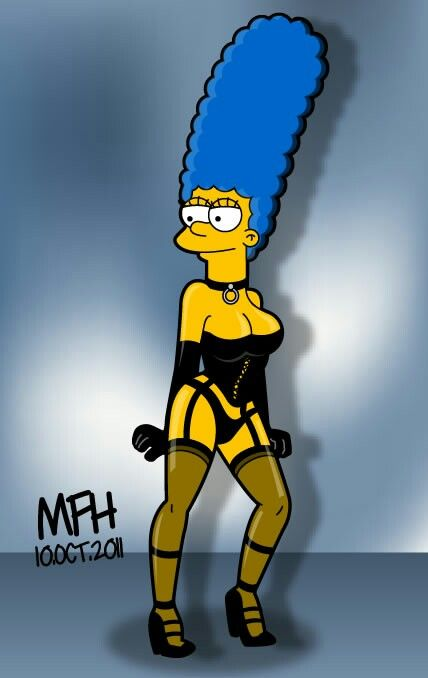 Marge simpson nylon porn galleries, your wife suck cock
