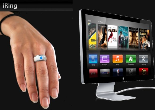 Rumor: Apple television with 'iRing' motion controller to launch this year