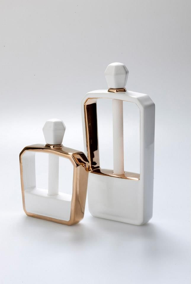 amateurismo: unusual perfume bottle #packaging PD