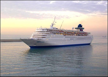 Song of America is now Louis Cruise Line's Louis Olympia