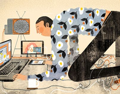 This is a collection of my illo for New York Times from 11.1 2014- 5.1 2015