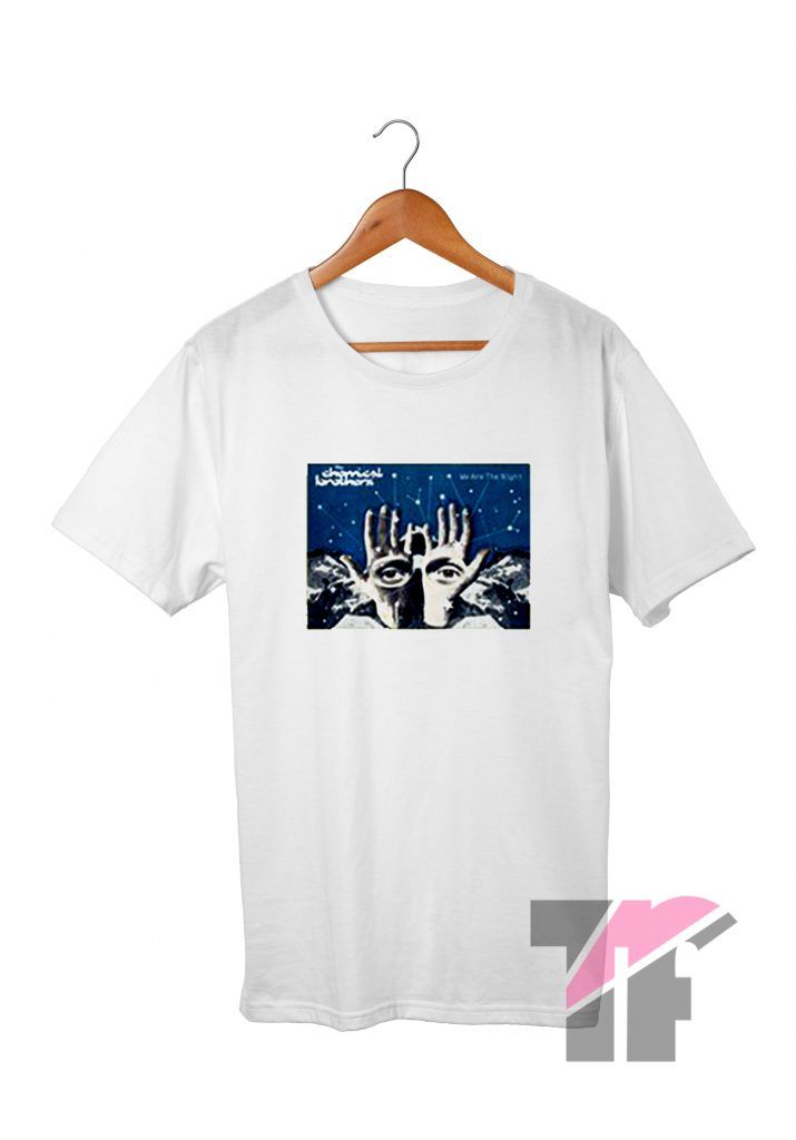 The Chemical Brothers We Are The Night T Shirt For Women And Men  b9156d41a